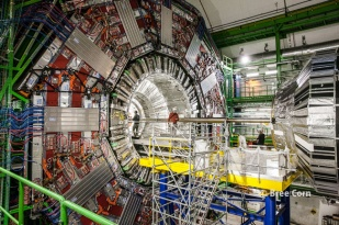 CMS experiment at Large Hadron Collider, AMAZING ...